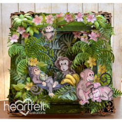 Monkeys In A Box Frame
