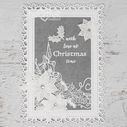 Monochrome Christmas Wishes