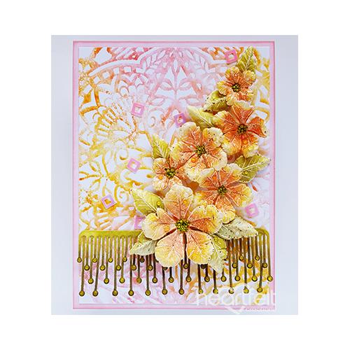 Mosaic Florals