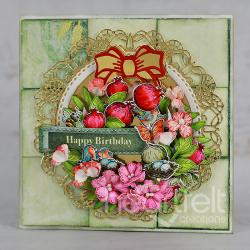 Nature's Bounty Wreath