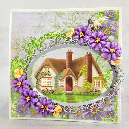 Ornate Cottage Garden