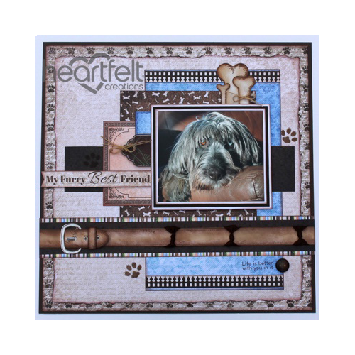 Pampered Pooch Layout