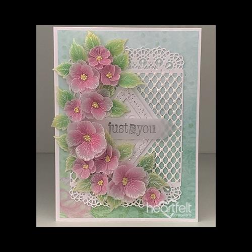 Pastel Translucent Blossoms