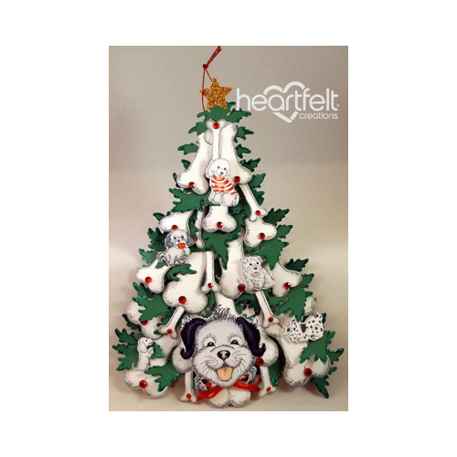 Paw-fect Pooches Christmas Tree Ornament