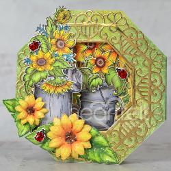 Peek-a-Boo Sunflowers