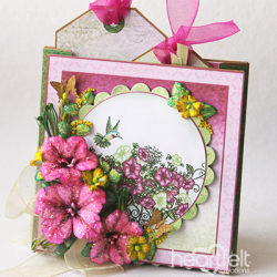 Petunia Pocket Card