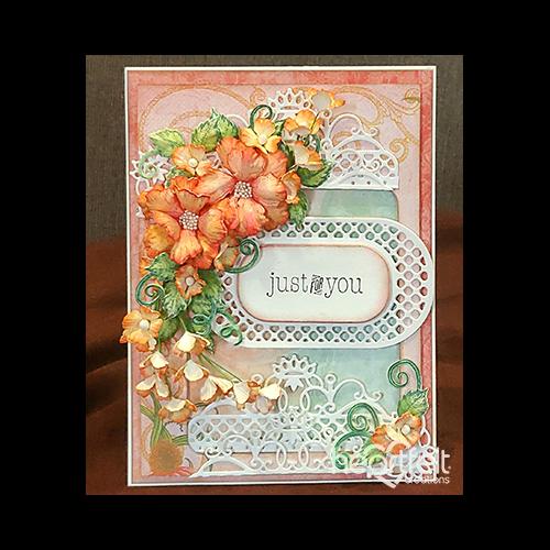 Peachy Blossoms for You