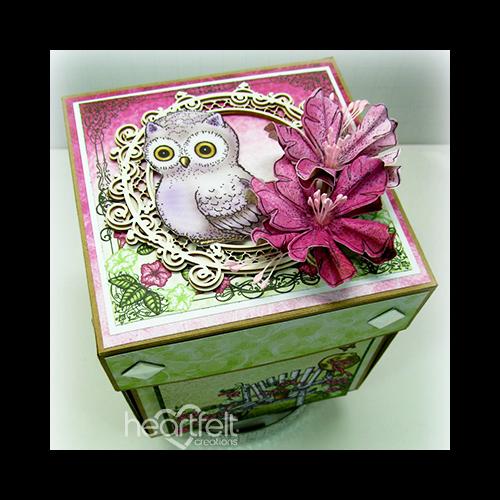 Petunia Explosion Box