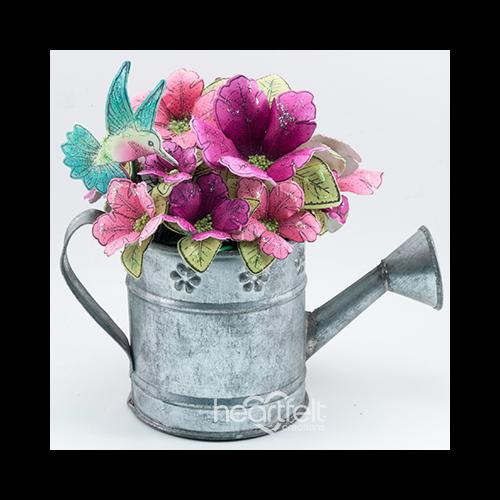 Petunia Watering Can