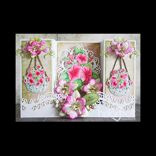 Petunia Wishes Card