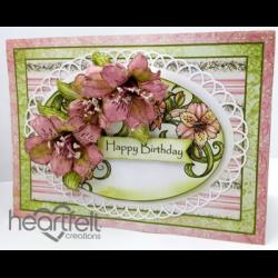 Pink Lilies Birthday