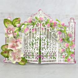 Pink Magnolia Gateway