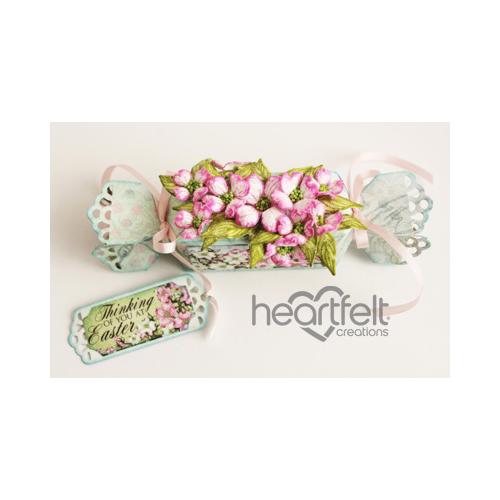 Pink Dogwood Easter Treat Box