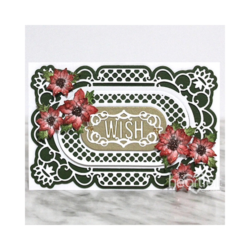 Poinsettia Wish
