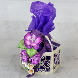 Pretty in Purple Gift Box