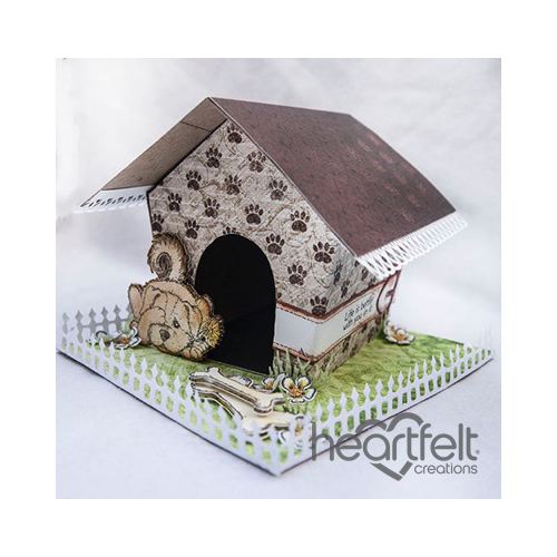 Puppy House Gift Box