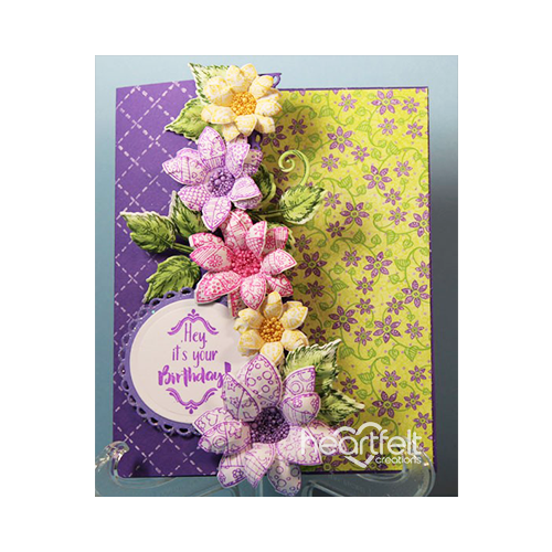Purple Birthday Love