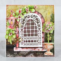Romantique Doorway