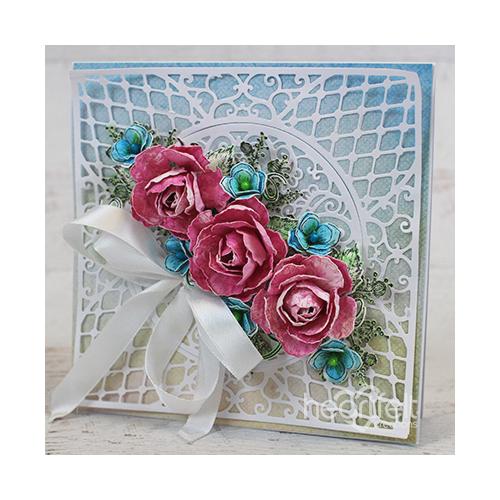 Roses & Hydrangea Elegance