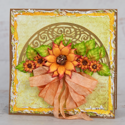 Shabby Sunflowers