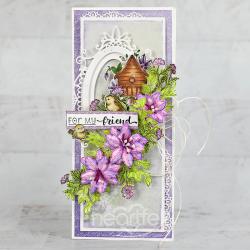 Slimline Floral