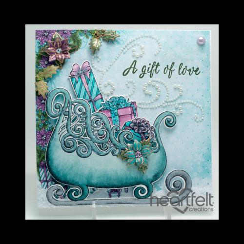 Sleigh Gift Of Love
