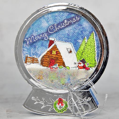 Snowy Christmas Carols