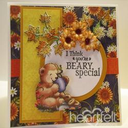 Special Bear Card