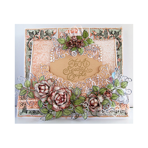 Special Couple Slider Card