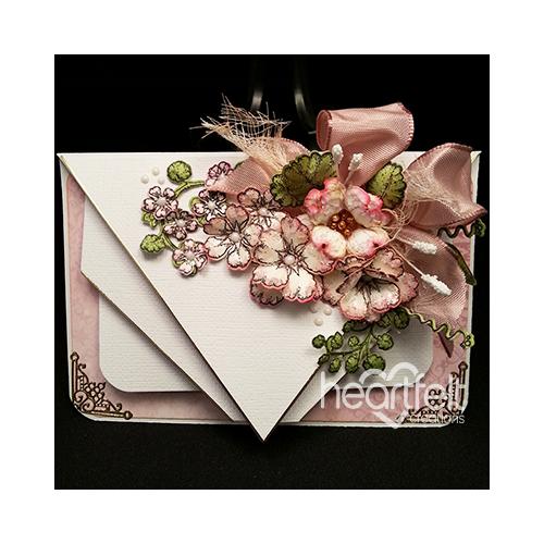 Wildwood Florals Envelope Card