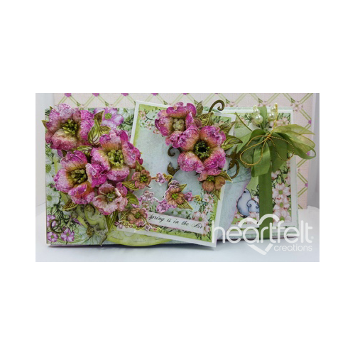 Spring Dogwood Mini Album