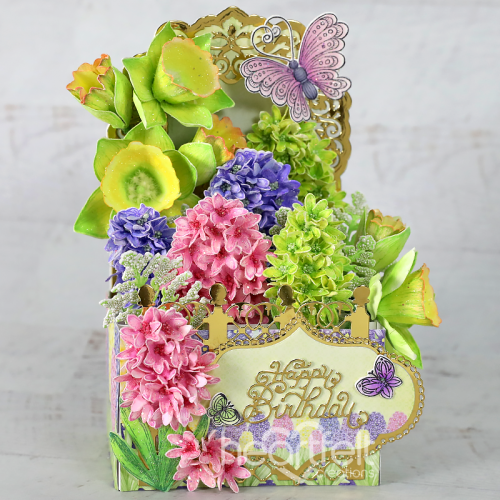 Spring Garden Birthday