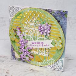 Sunlit Lilacs