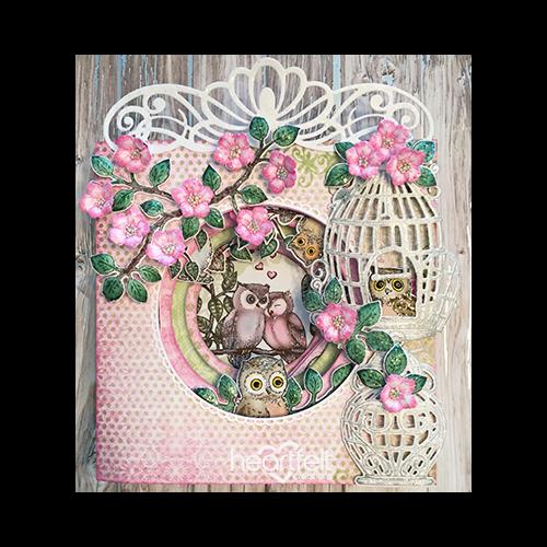 Sugar Hollow Layered Cards