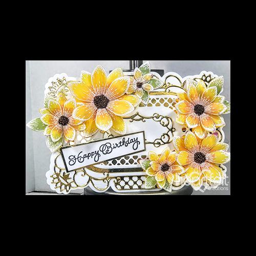 Sunny Floral Birthday