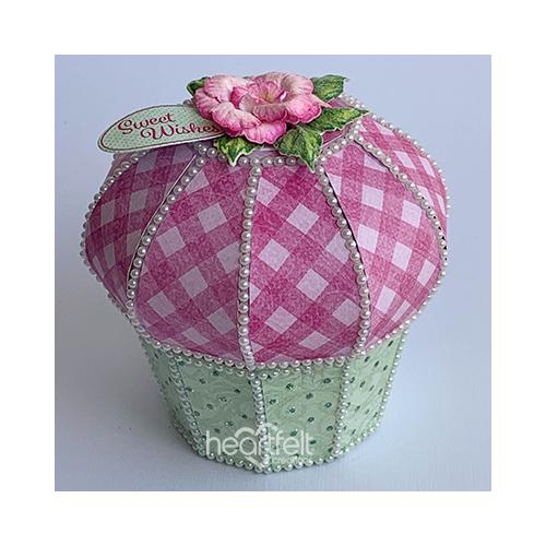 Sweet Boxed Cupcake
