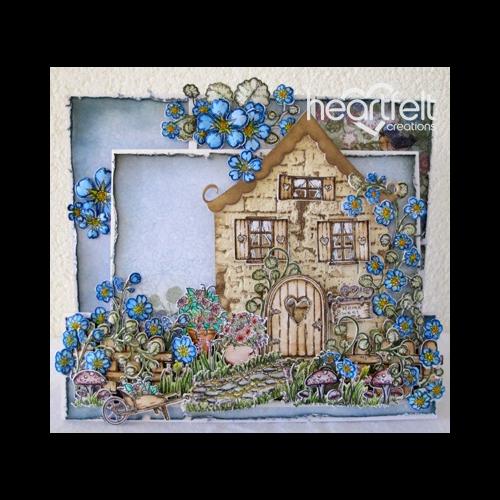 Sweet Cottage Scene