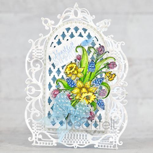 Sympathy Daffodil Bouquet