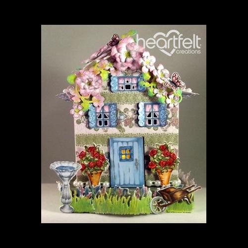 Tea Light Cottage