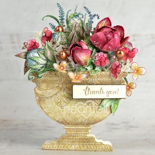 Thank You Floral Bouquet