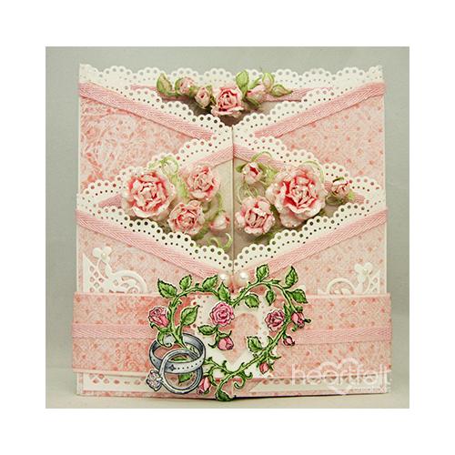 True Love Foldout Card