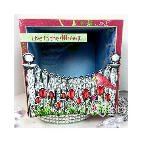 Tulip Moment Box