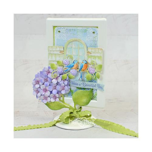 Tweet Framed Floral