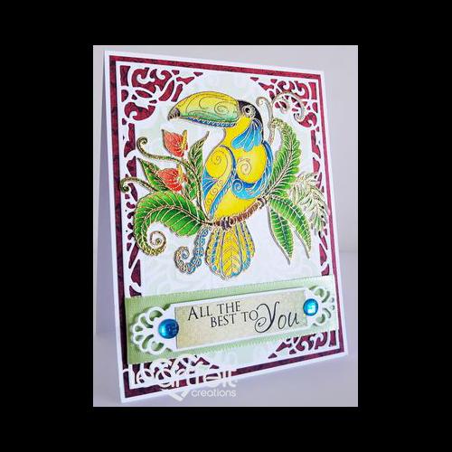 Vibrant Toucan