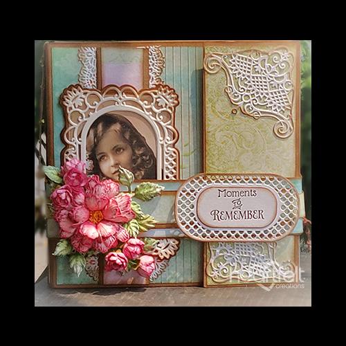 Vintage Moments Mini Album