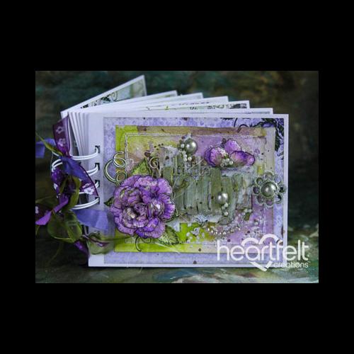 Violet Rose Mini Album