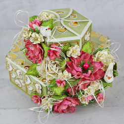 Wedding Cake Gift Box