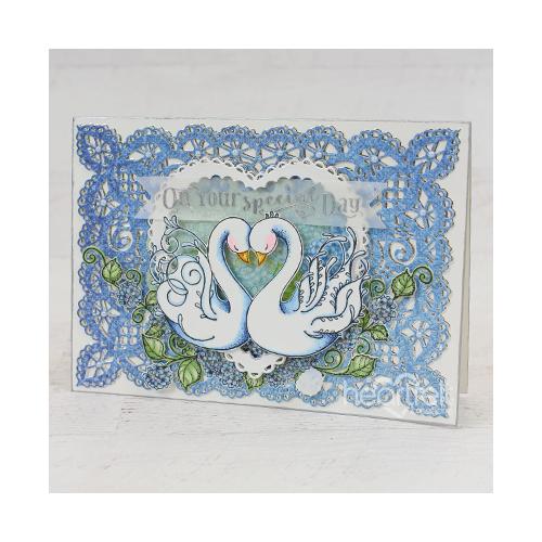 Wedding Swan Song