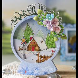 Winter Snow Dome