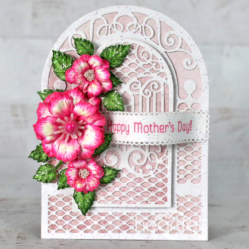 Wild Roses for Mother's Day
